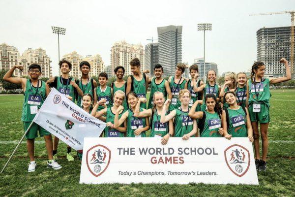 دبي انترناشيونال اكاديمي تحصد العديد من الجوائز لانجازاتها في العام 2019
