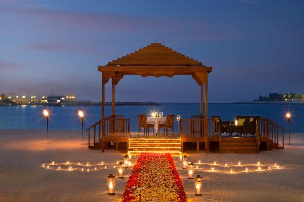 """اصنع أجمل الذكريات خلال الفالنتاين بفندق """"قصر الإمارات"""""""