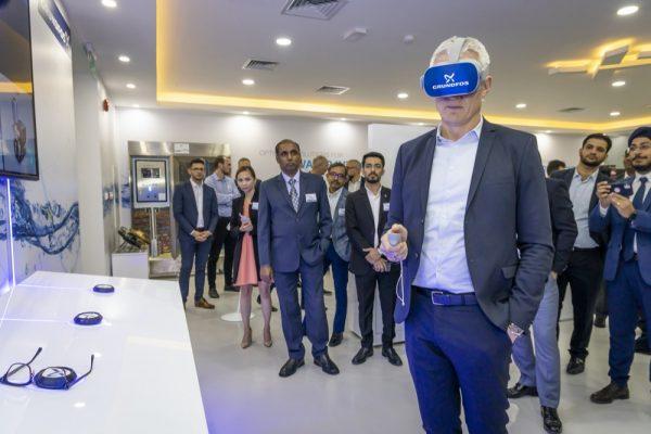 غروندفوس تتفتح مختبر آيفوس الرقمي الجديد في دبي