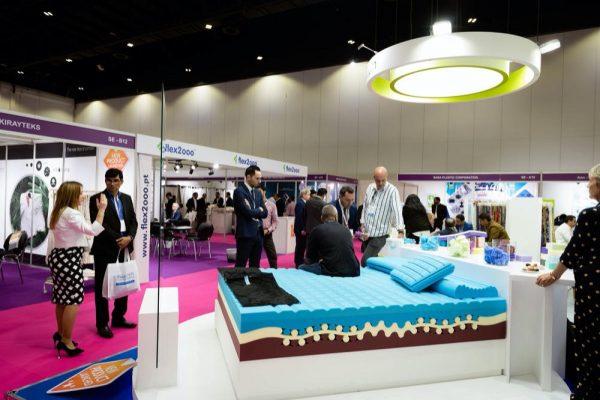معرض النوم للشرق الأوسط يحقق نتائج إيجابية في كافة القطاعات المشاركة