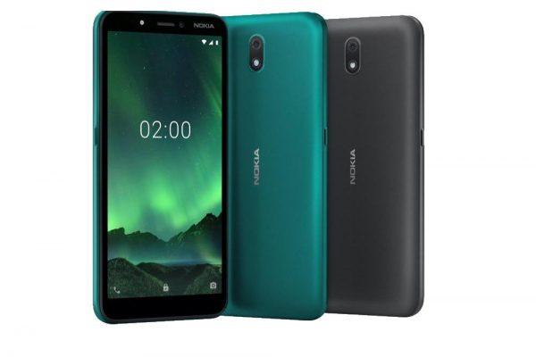 """هاتف نوكيا سي 2 """"Nokia C2 """"، أكثر الهواتف المتاحة والتي تدعم شبكة الجيل الرابع 4G"""