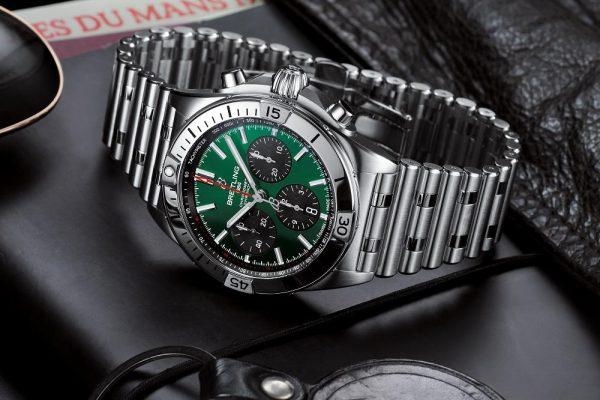 نافيتايمر أوتوماتيك 35 (Navitimer Automatic 35) من بريتلينغ (Breitling):ساعةٌ أسطورية للمرأة العالمية