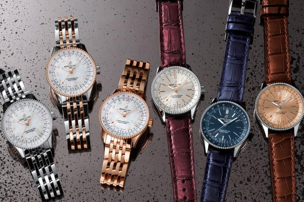 مجموعة كرونومات (Chronomat) الجديدة من بريتلينغ (Breitling): ساعة رياضية لجميع الأغراض تناسب نشاطك