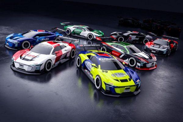 مبادرة تسابق وأنت بالبيت#RaceHome: فريق سائقي أودي لبطولة سباق السيارات السياحية الألمانية يشارك في سلسلة سباقات خيرية على الإنترنت