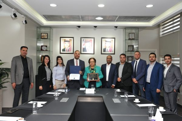 الجامعة الألمانية الأردنية ومعهد المحاسبين الإداريين يتعاونان لتطوير مهارات الطلاب