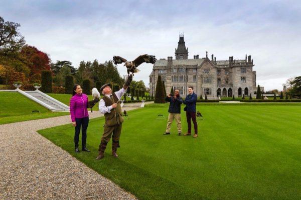 هيئة السياحة الأيرلندية تروّج لأيرلندا بلعبة البازل