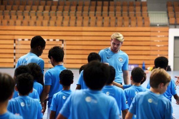 مدارس السيتي لكرة القدم للصغار تستأنف برنامجها التدريبي في دبي