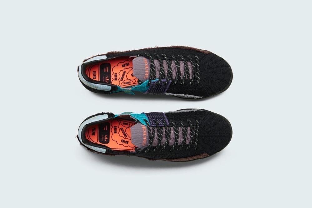 Adidas launcht weitere Kooperation mit Pharrell Williams