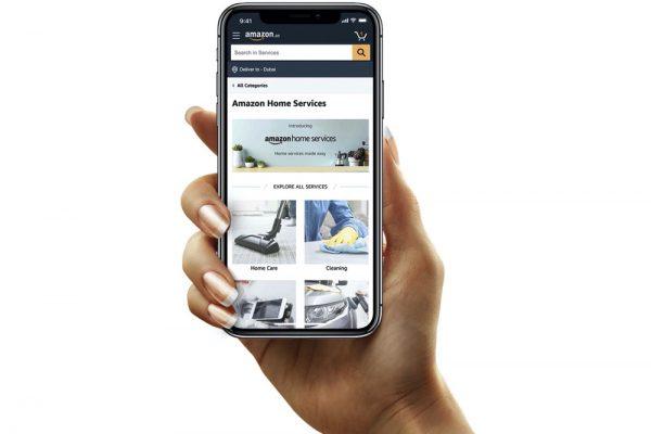 أمازون تطلق 'خدمات أمازون المنزلية' في الإمارات العربية المتحدة