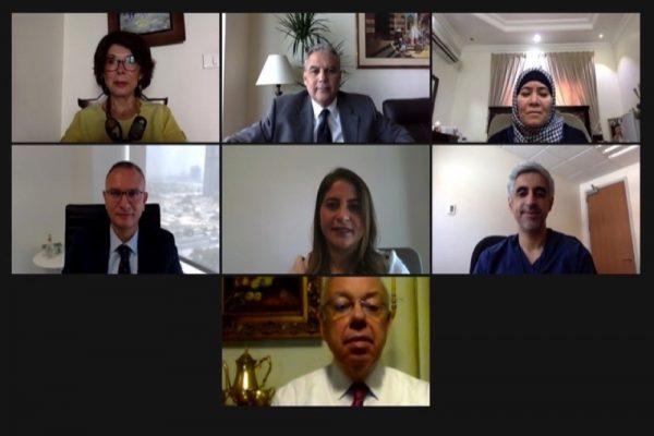 تتراباك مصر و يونيسف يدعما وزارة الصحة والسكان لمكافحة كوفيد-19