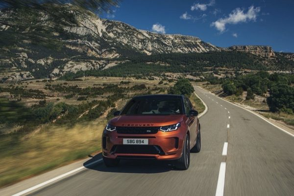 ELECTRIFIED ENGINES NOW AVAILABLE FOR EVOQUE AND DISCOVERY SPORT