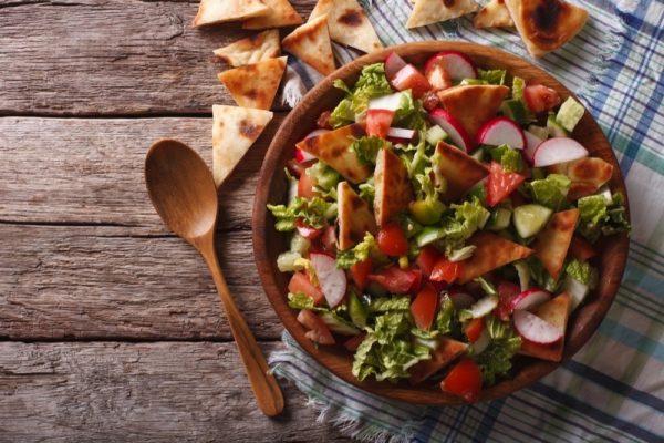 أطباق عربية لذيذة مع منتجات إن آر تي سي فريش