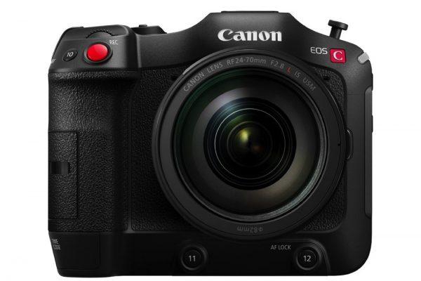 كانون تطلق كاميرا EOS C70 لتعزز سلسلة كاميرات التصوير السينمائي