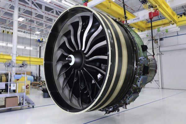 """محرك GE9X من """"جنرال إلكتريك للطيران"""""""