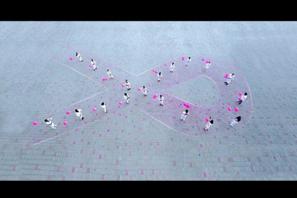 ضمن مبادرة اتحاد الإمارات للجوجيتسو للتوعية بسرطان الثدي