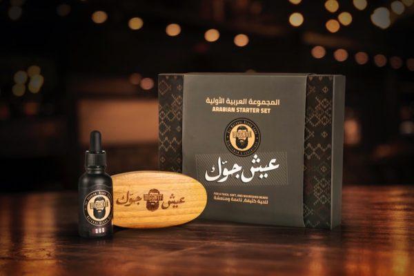 العلامة التجارية Diggn'It للعناية باللحية،في دولة الإمارات