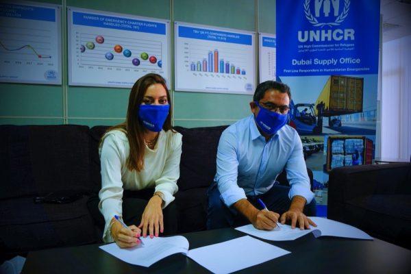 مفوضية اللاجئين تضم المدونة اللبنانية كارن وازن