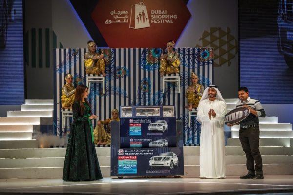 سحوبات مهرجان دبي للتسوق تقدم فرصاً للفوز بسيارة رياضية