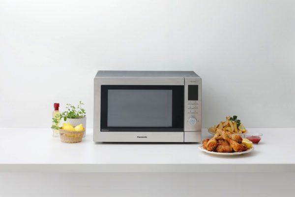 مايكرويف NN-CD87  يقدم أفضل تجارب الطهي المريحة والصحية
