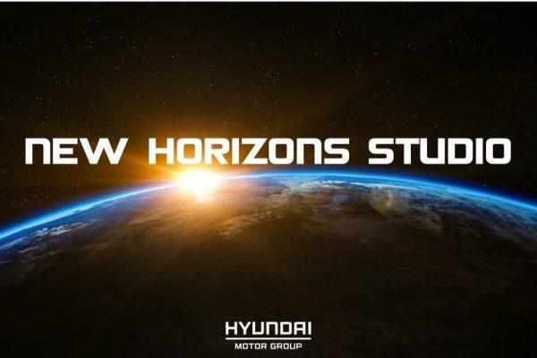 مجموعة هيونداي موتور تعلن عن استوديو نيو هورايزونز