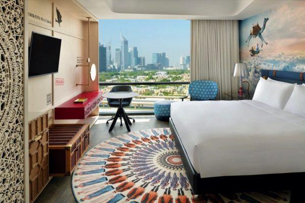 فندق هوتيل إنديجو دبي داون تاون يفتح أبوابه رسمياً!