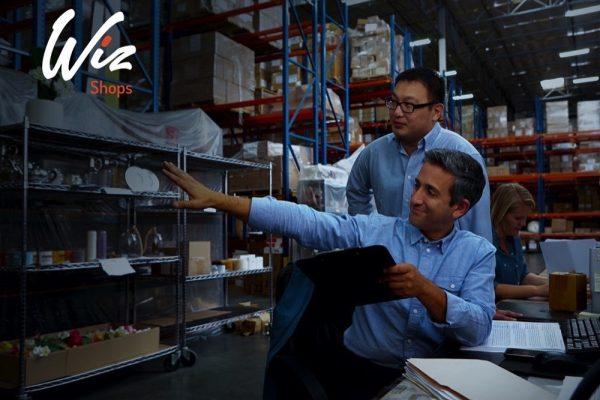 Wiz Shops أول منصة إلكترونية من نوعها تدعم تحوّل أساليب التجارة