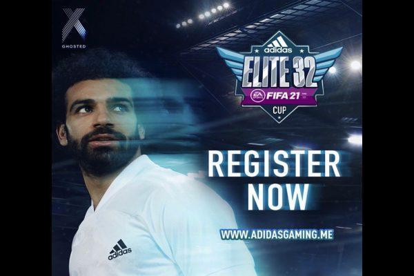 adidas تطلق بطولة FIFA 21 الأولى في المنطقة بالتعاون مع EA Sports