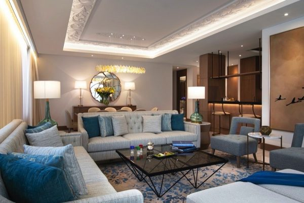 فندق الجداف روتانا يشرع أبوابه رسمياً للضيوف