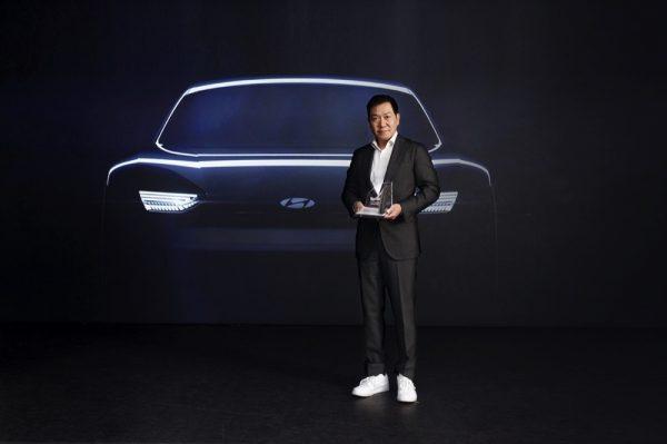 هيونداي موتور تفوز بجائزة أفضل تصميم للسيارات لعام 2020
