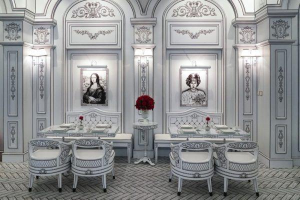 Forever Rose تطلق أول مقهى لها في بوكس بارك دبي