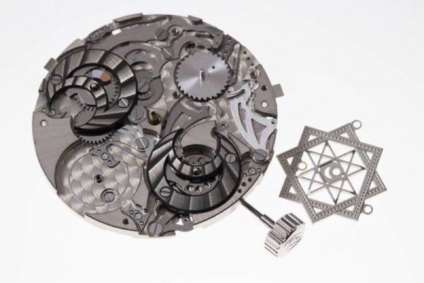ساعة التقويم الهجري…إهداء برميجياني فلورييه للأمة الإسلامية