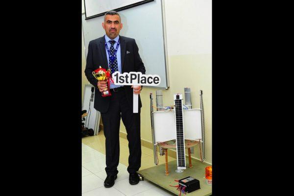 أستاذ في جامعة أبوظبي يحصل على براءة اختراع أمريكية