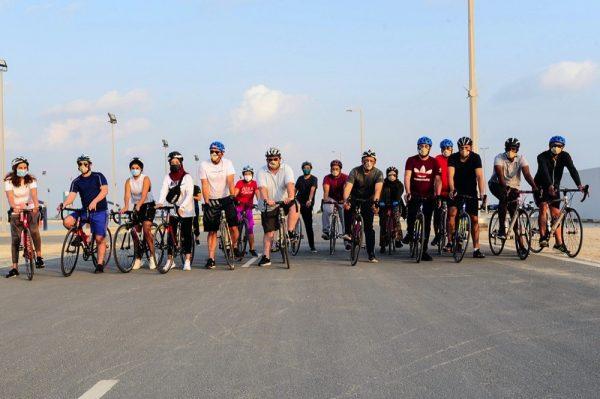 جامعة أبوظبي تنظم فعالية رياضية لموظفيها وأعضاء الهيئة التدريسية