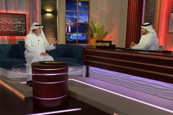 """أحمد الجسمي يروي سيرته الفنية وعلاقته بالمسرح في """"حكايتي"""""""