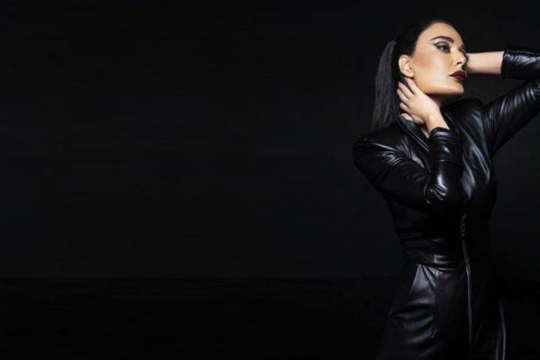 سيرين عبد النور ترتدي من أزياء رشا الخولي