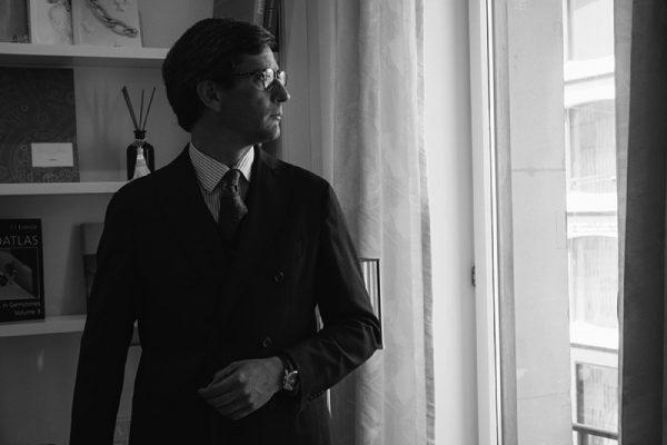 جورجيو أرماني أيقونة الأزياء الإيطالية تتعاون مع برميجياني فلورييه