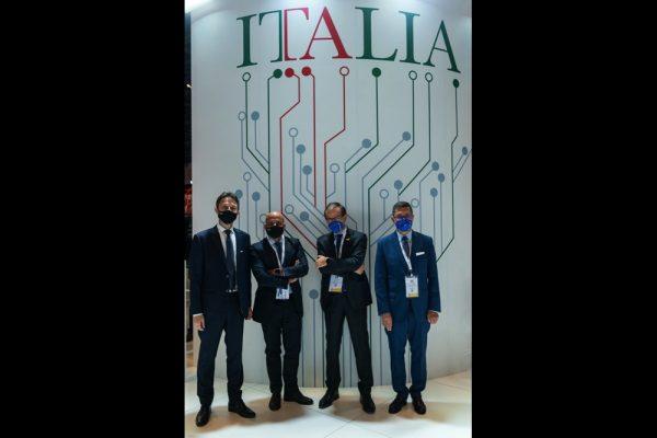 الشركات الإيطالية الناشئة تخطف الأضواء في جايتكس فيوتشر ستارز