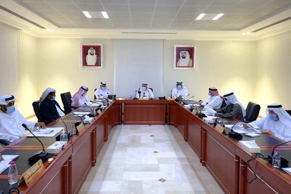 المجلس البلدي لمدينة دبا الحصن يعقد اجتماعه الدوري