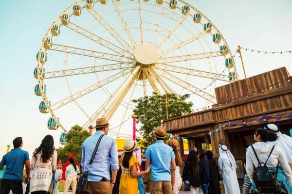 منتزه بوليوود باركس دبي يعود بحلة جديدة مع تسع ألعاب ممتعة