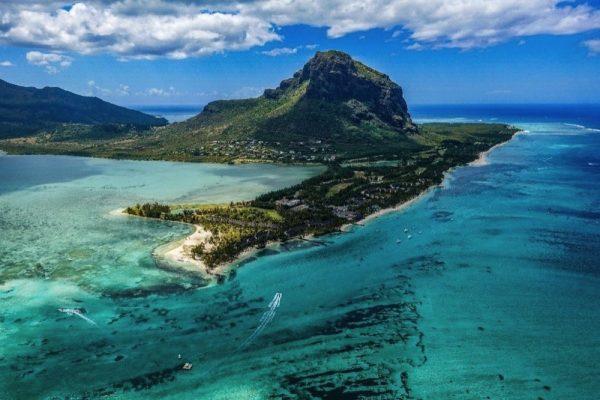 جمال الطبيعة في لؤلؤة المحيط الهندي موريوشيوس