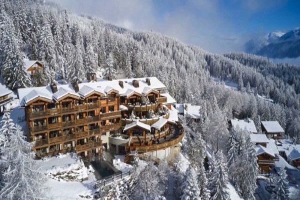 فندق وسبا لوكران في سويسرا يقدم تجربة إقامة استثنائية في جبال الألب
