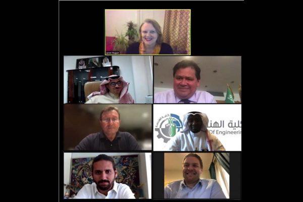 استاضفه مائدة مستديرة للحد من تغير المناخ في السعودية