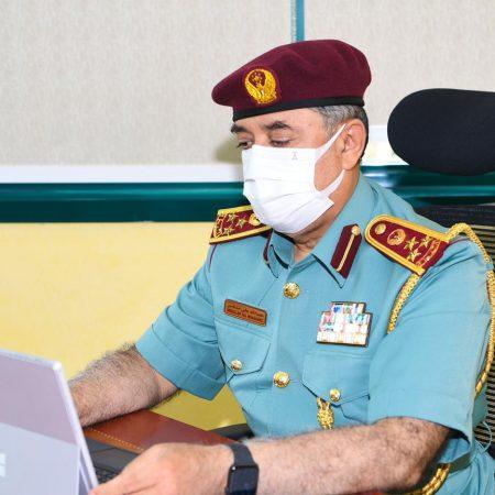 شرطة رأس الخيمة ترفع الجاهزية لنشر الأمن وترسيخ دعائم الاستقرار خلال شهر رمضان المبارك