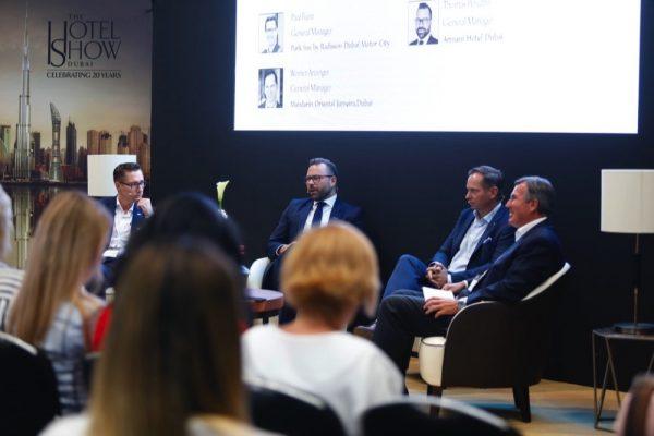 معرض الفنادق في دبي 2021 يعلن دبي للسياحة شريكاً
