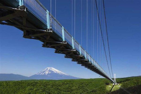 رحلة إلى الطبيعة الخلابة المجاورة لطوكيو