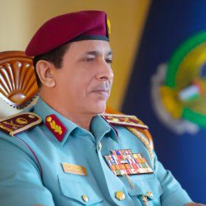 اللواء علي بن علوان يترأس اجتماع اللجنة العُليا الدائمة السابع 2021