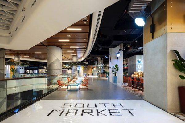 """""""ساوث ماركت"""" في أفينيوالبوابة بمركز دبي المالي العالمي"""
