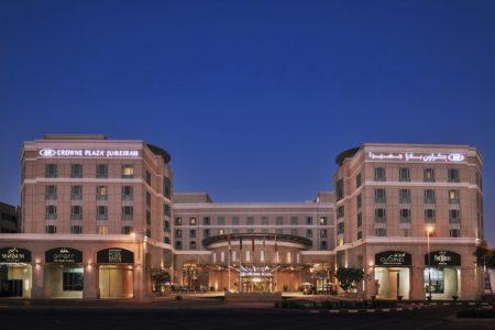 عرض الصيف المذهل المُقدم من فندق كراون بلازا دبي جميرا – خمس نجوم
