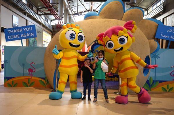 مفاجآت صيف دبي تقدم الكثير من الفعاليات الترفيهية والعروض الترويجية