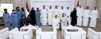 التحصين الفكري جلسة حوارية نظمتها الإمارات للتنمية الاجتماعية برأس الخيمة